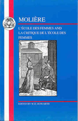 School for Wives - French Texts (Paperback)