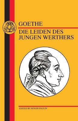 Leiden des Jungen Werthers, Die - German Texts (Paperback)