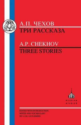 Three Stories - Russian Texts (Paperback)