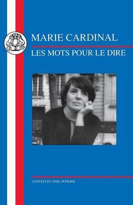 Mots Pour le Dire - French Texts (Paperback)