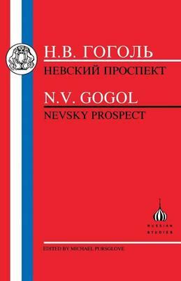 Nevsky Prospect - Russian Texts (Paperback)