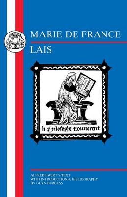 Lais - French Texts (Paperback)
