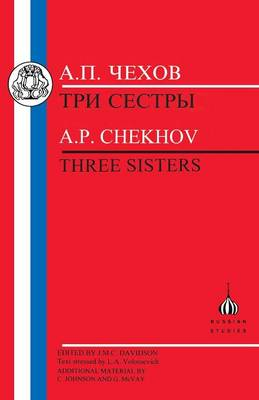 Three Sisters - Russian texts (Paperback)