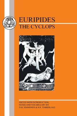 Cyclops - Greek Texts (Paperback)