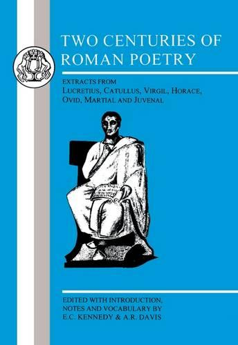 Two Centuries of Roman Poetry (Paperback)