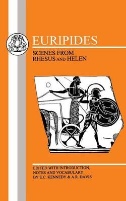 Rhesus - BCP Greek Texts (Paperback)