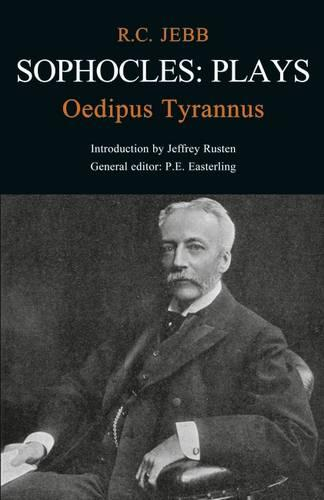 Oedipus Tyrannus - Classic Commentaries on Latin & Greek Texts S. (Paperback)