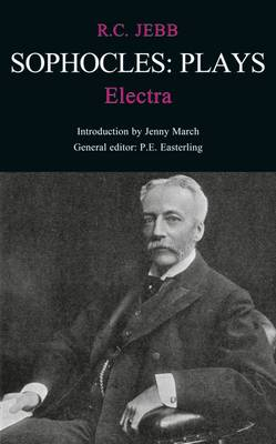 Electra - Classic Commentaries on Latin & Greek Texts S. (Paperback)