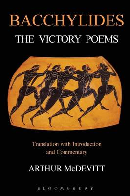 Bacchylides: The Victory Poems (Paperback)