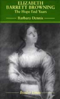 Elizabeth Barrett Browning - Border Lines S. (Paperback)