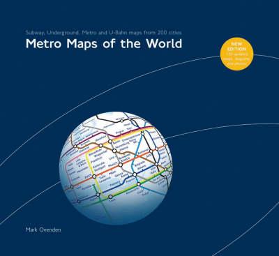 Metro Maps of the World: v. 2 (Hardback)