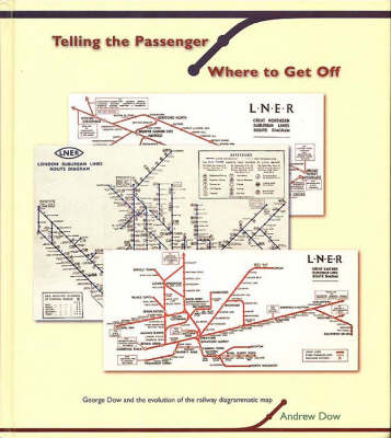 Telling the Passenger Where to Get Off (Hardback)