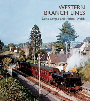 Western Branch Lines (Hardback)