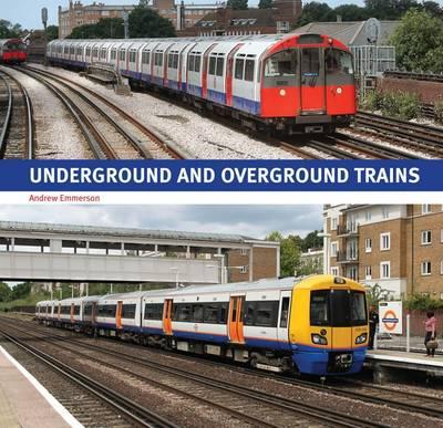 Underground and Overground Trains (Paperback)
