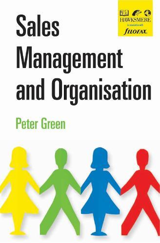 Sales Management and Organisation (Paperback)