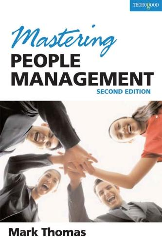 Mastering People Management: Updated and Fully Reformatted (Paperback)
