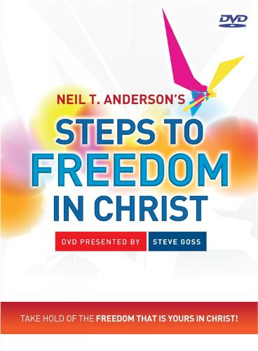 Steps to Freedom in Christ - Freedom in Christ Course (DVD video)