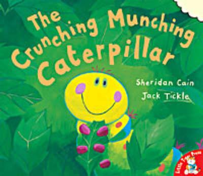 The Crunching, Munching Caterpillar (Paperback)