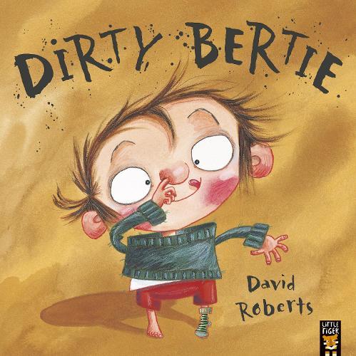 Dirty Bertie (Paperback)