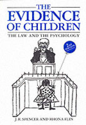 The Evidence of Children: The Law and the Psychology (Paperback)