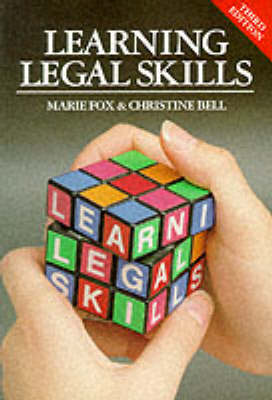 Learning Legal Skills (Paperback)