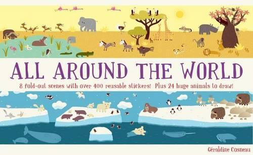 All Around the World (Paperback)