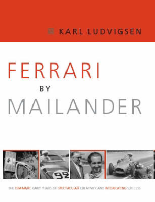 Ferrari by Mailander (Hardback)