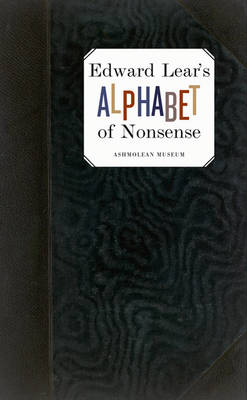 Edward Lear's Alphabet of Nonsense (Hardback)