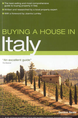 Buying a House in Italy - Buying a House in... (Paperback)