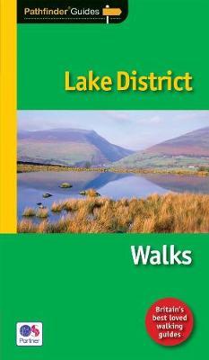 Pathfinder Lake District: Walks - Pathfinder Guide 60 (Paperback)