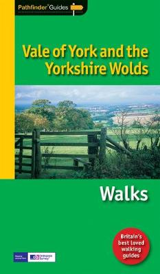 Pathfinder Vale of York & the Yorkshire Wolds - Pathfinder Guide 49 (Paperback)
