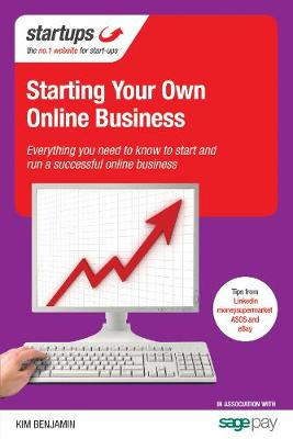 Starting Your Own Online Business (Paperback)