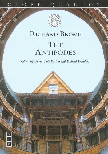 Antipodes - GLOBE QUARTOS (Paperback)