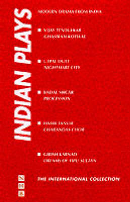 Indian Plays (Paperback)