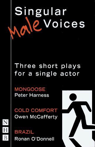 Singular Male Voices (Paperback)