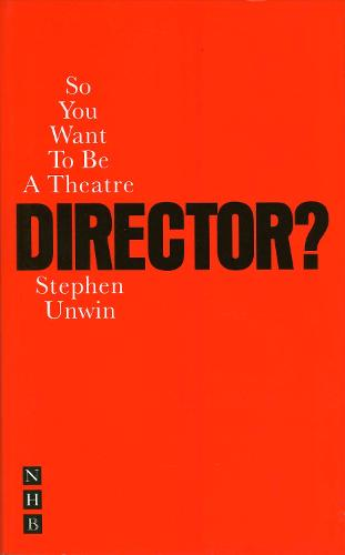 So You Want to Be a Director? (Paperback)