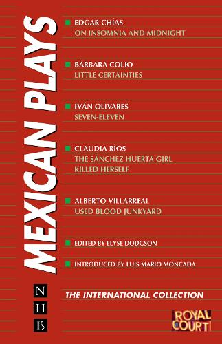 Mexican Plays (Paperback)
