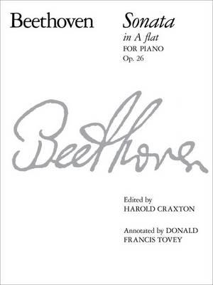 Piano Sonata in A Flat, Op. 26: No. 12 - Signature Series (Abrsm) (Sheet music)