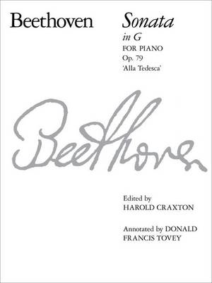 Piano Sonata in G (Alla Tedesca), Op. 79: No. 25 - Signature Series (Abrsm) (Sheet music)