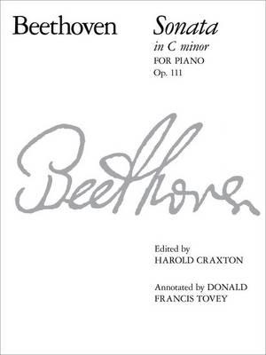 Piano Sonata in C Minor, Op. 111: No. 32 - Signature Series (Abrsm) (Sheet music)