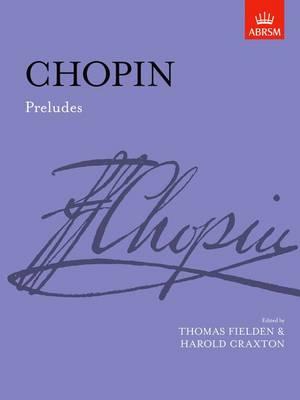 Preludes - Signature Series (ABRSM) (Sheet music)