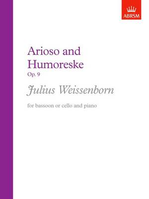 Arioso and Humoreske, Op. 9 (Sheet music)