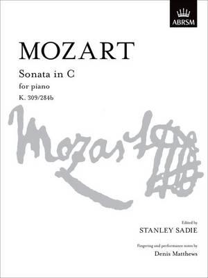 Sonata in C, K. 309 - Signature Series (ABRSM) (Sheet music)