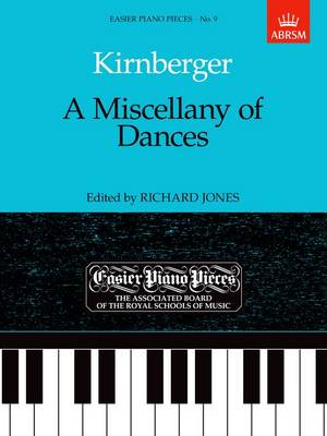 A Miscellany of Dances: Easier Piano Pieces 09 - Easier Piano Pieces (Abrsm) (Sheet music)