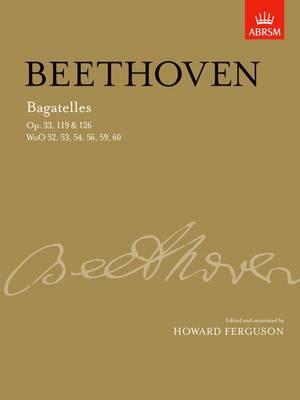 Bagatelles, complete - Signature Series (ABRSM) (Sheet music)