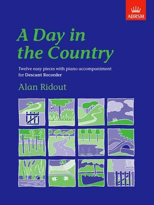 A Day in the Country: for Descant recorder (Sheet music)