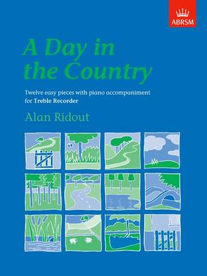 A Day in the Country: for Treble recorder (Sheet music)