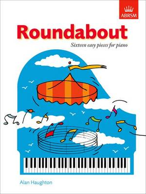 Roundabout: 16 alternative pieces for the Preparatory Piano Test - ABRSM Exam Pieces (Sheet music)
