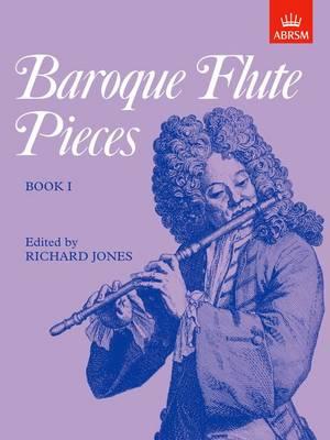 Baroque Flute Pieces, Book I - Baroque Flute Pieces (ABRSM) (Sheet music)