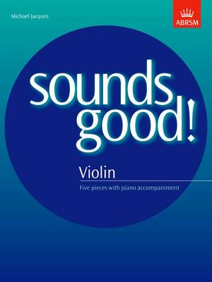 Sounds Good! for Violin (Sheet music)